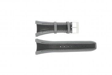 Klockarmband Festina F6725-6 Läder Grå 31mm