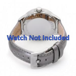 Fossil AM4337 Klockarmband silver Läder
