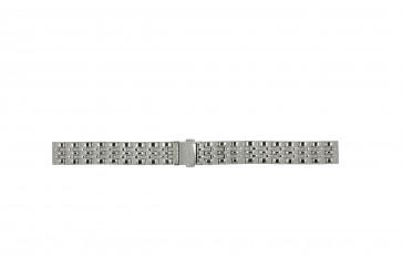 Fossil klockarmband ES-3433 Stål Silver 14mm