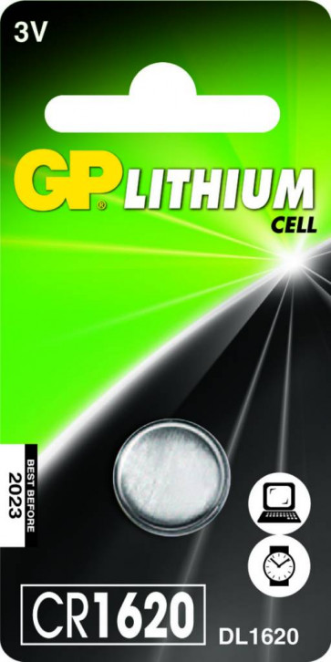 Battericell GP CR1620