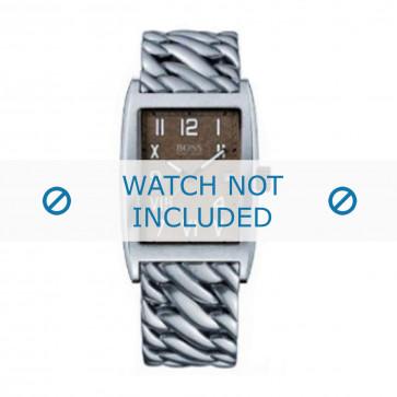Hugo Boss klockarmband HB-33-1-14-2056 Metall Ilverfärgad
