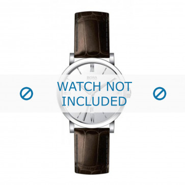 Hugo Boss klockarmband HB1512009 Läder Brun