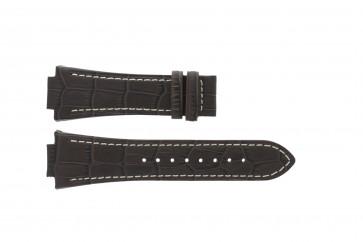 Klockarmband Jaguar J625/4 Läder Brun 16mm