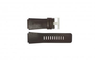 Klockarmband Fossil JR9121 Läder Brun 26mm