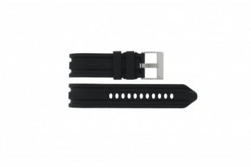 Nautica klockarmband A16509G / A21514G / A43005G / A20041G / A15564G Gummi Svart 24mm