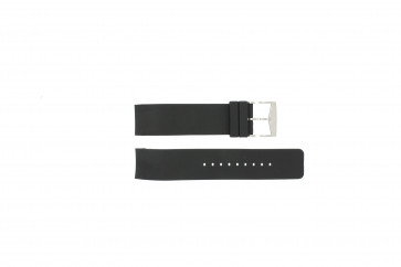 Michael Kors klockarmband MK-5048 Gummi Svart 22mm