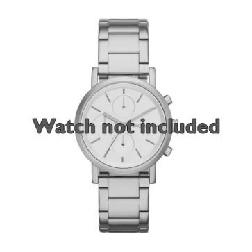 DKNY klockarmband NY-2273 Stål Silver 20mm