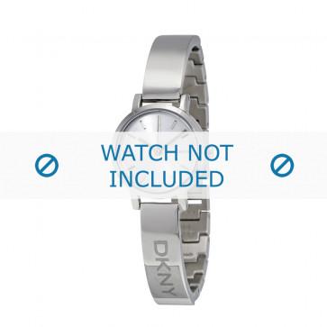 DKNY klockarmband NY-2306 Stål Silver 10mm