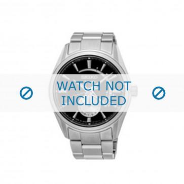 Seiko klockarmband SSA305J1 / 4R57 00A0 Metall Ilverfärgad 22mm