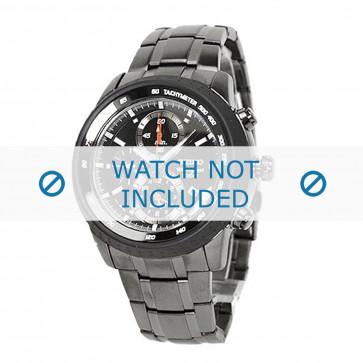 Seiko klockarmband SNAB53P1 / 7T62-0HL0 / SNAB53J1 Metall Grå 24mm