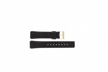 Klockarmband Skagen 331XLRLD / 331XLRLDO Läder Brun 19mm