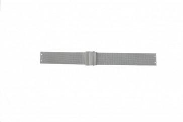 Skagen klockarmband 358SSSBD / 358SGSC / 358SSSB / 358SSSD / 358SSSP Metall Ilverfärgad 14mm