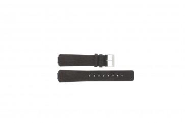Klockarmband Skagen 433LSGL1 Läder Brun 17mm
