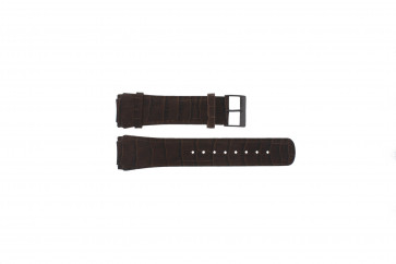 Klockarmband Skagen 856XLDRD Läder Brun 24mm