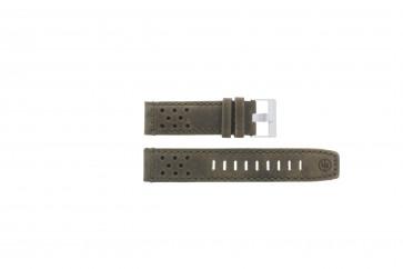 Timex klockarmband T49626 Läder Brun 22mm