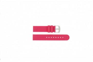 Timex klockarmband T2N789 Gummi Rosa 18mm