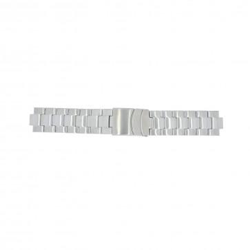 Timex klockarmband T2N809 Stål Silver 10mm