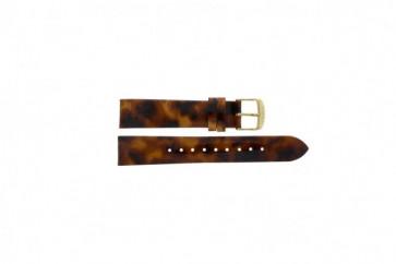 Timex klockarmband T2P237 Läder Brun 18mm