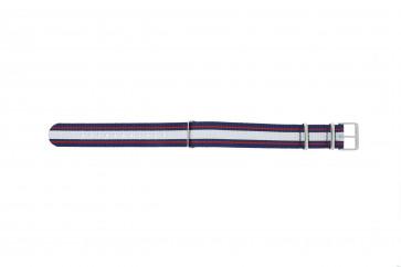 Timex klockarmband TW7C06900 Textil Blå 20mm