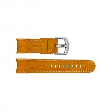 Klockarmband TW Steel TWB115L Läder Apelsin 24mm