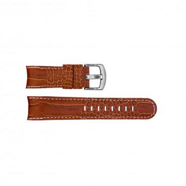 Klockarmband TW Steel TWB116 Läder Brun 22mm