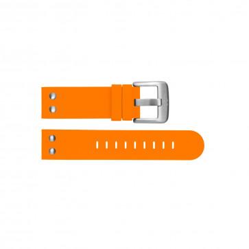 Klockarmband TW Steel TWB530 Silikon Apelsin 22mm