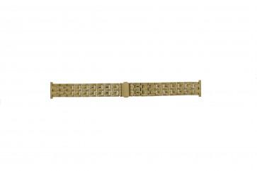 Morellato klockarmband U0131154 Stål Guld (Doublé) 20mm