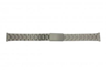 Klockarmband YD93 Titan Ilverfärgad 14mm
