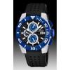 Klockarmband Lotus 15778-D Gummi Svart 26mm