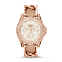 Armbandsklocka Fossil Riley ES3466  Analog Kvartsur Kvinnor