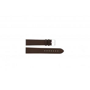 Klockarmband Condor 054L.02 XL Läder Brun 20mm