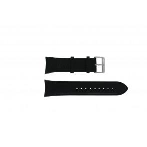 Swiss Military Hanowa klockarmband 06-4278.04.001.07 Läder Svart + sömmar svart