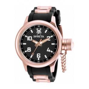 Klockarmband Invicta 17948 Gummi Svart