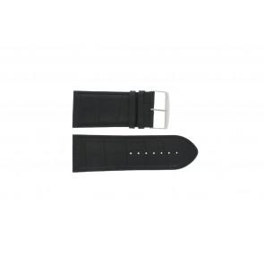 Klockarmband Universell 305.01 Läder Svart 36mm