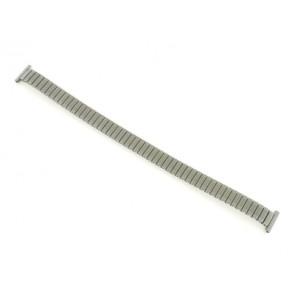 Klockarmband 381273 Metall Ilverfärgad 12mm