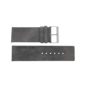 Rolf Cremer klockarmband 501809 Läder Taupe 28mm