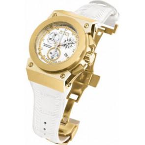 Klockarmband Invicta 5574.01 Läder Vit