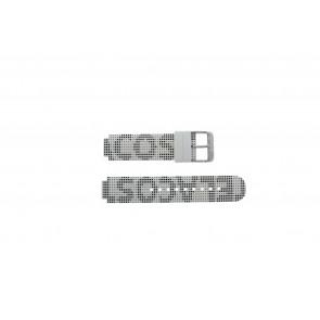 Lacoste klockarmband LC-46-1-29-2224 / 609302262 / 2010532 Silikon Vit 14mm