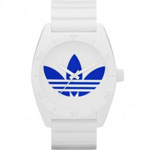 Klockarmband Adidas ADH2704 Gummi Vit