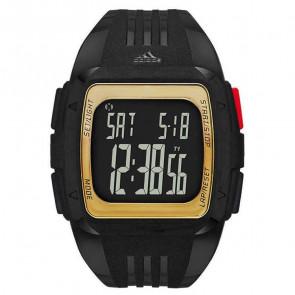 Klockarmband (Klockarmband + hölje kombination) Adidas ADP6135 Plast Svart 35mm
