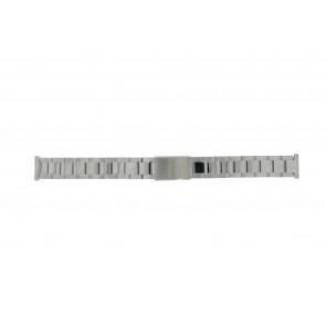 Klockarmband Morellato BE22.0486 Rostfritt stål Stål 16mm