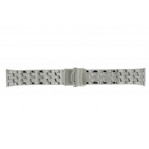 Morellato klockarmband BE22.0634 Metall Ilverfärgad 24mm
