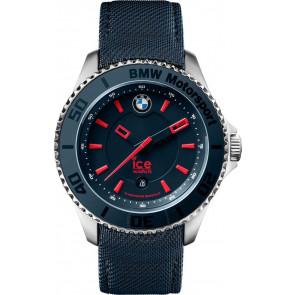 Klockarmband Ice Watch BM.BRD.U.L.14 Läder/Textil Blå 20mm