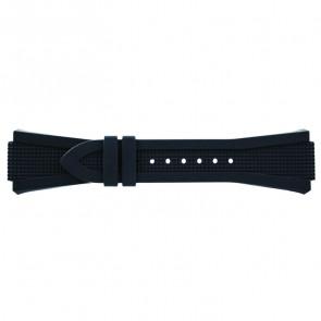 Breil klockarmband BW0387 Gummi Grå 21mm
