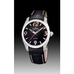 Klockarmband Candino C4419-3 Läder Svart