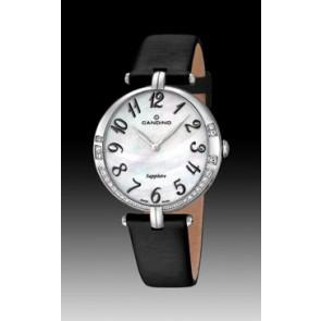 Klockarmband Candino C4601-4 Läder Svart
