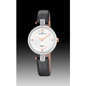 Klockarmband Candino C4658-2 Läder Svart