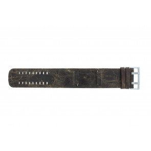 Klockarmband Camel BC51072 Läder Brun 24mm