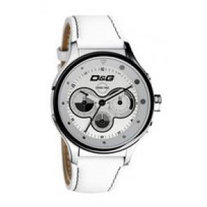 Klockarmband Dolce & Gabbana DW0212 (F357000728) Läder Vit