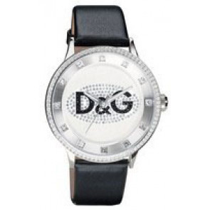 Klockarmband Dolce & Gabbana DW0507 Läder Svart